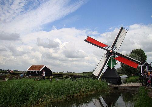 Zaanse Schans, la primera zona industrial de Europa 3