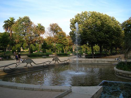 Parques de Barcelona 1