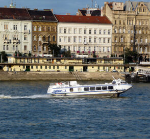 Budapest, monumental y asequible 1