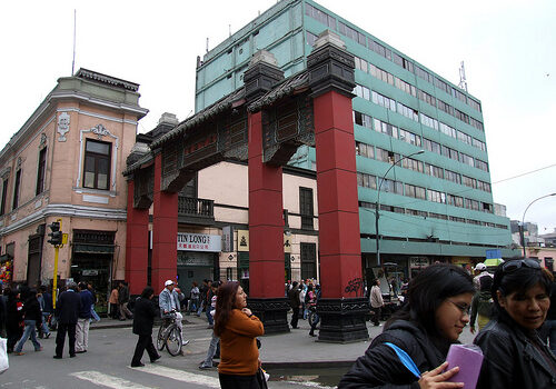 Barrio Chino de Lima 7