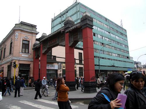 Barrio Chino de Lima 1
