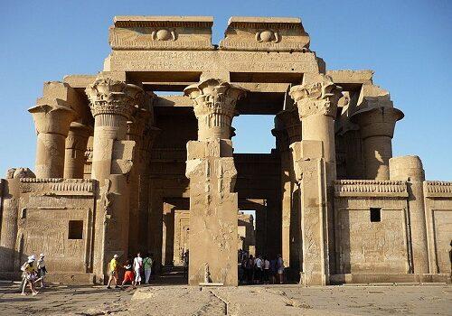 Templos antiguos en Egipto 12