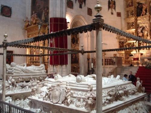 Visita la Capilla Real en Granada 1