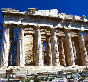 Una día en Atenas, historia y modernidad 2