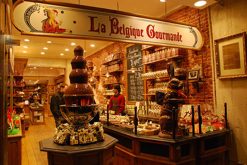 Bruselas, chocolate, coles y cerveza 6