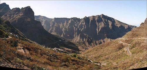 Caserío de Masca, un rincón espectacular en Tenerife 1