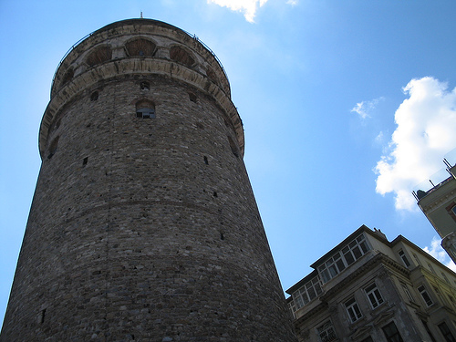 Torre Gálata en Estambul 1