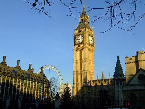 Primera visita a Londres 1