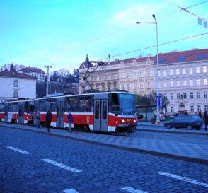 Cómo moverse por Praga 2