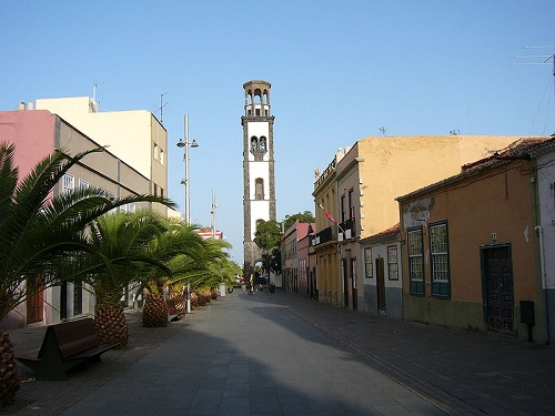 Centro histórico de Santa Cruz de Tenerife 1