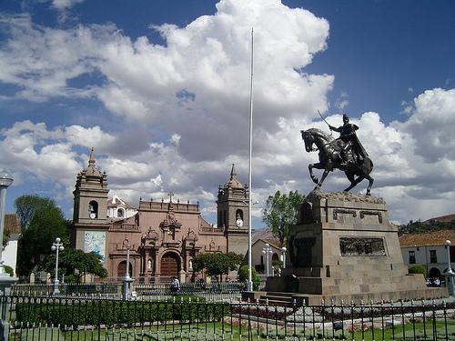 Ayacucho, escondido destino en Perú 1