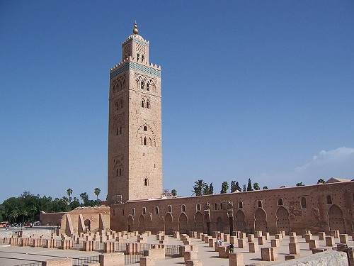 Las mezquitas de Marrakech 1