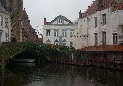 Brujas, una maravilla medieval en Bélgica 5