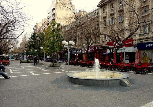 Las plazas de Mendoza 2