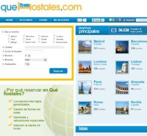 Quehostales.com, nueva web de reservas de hostales 2