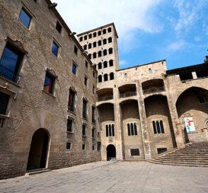 Plaça del Rei, el rincón más bonito de Barcelona 2