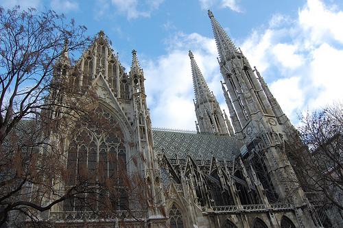 Iglesia Votiva de Viena 1