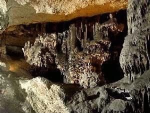Cueva de las Ventanas en Granada 1