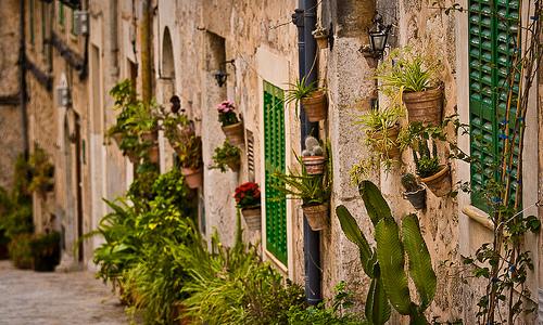 La Serra de Tramuntana en Mallorca 1