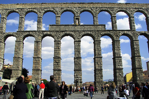 Segovia, Patrimonio de la Humanidad 7