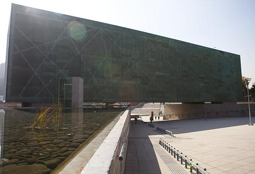 Museo de la Memoria y los Derechos Humanos en Santiago 1