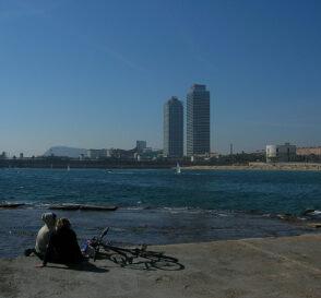 Un paseo por la Barcelona marítima 1