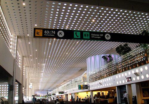 Aeropuerto de Ciudad de México, información práctica 9