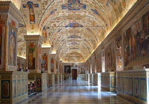 ¿Te interesa el arte? Los museos más interesantes de Roma 8