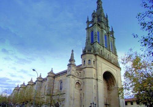 La Basílica de Nuestra Señora de Begoña, en Bilbao  2