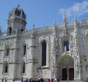 El Monasterio de los Jerónimos de Santa María de Belem, símbolo arquitectónico de Lisboa 2