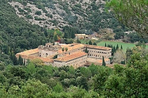 El Monasterio de Lluc, en Mallorca 3