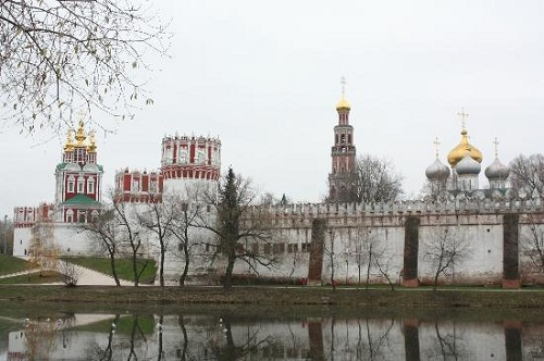 Moscú y sus monasterios más significativos 3