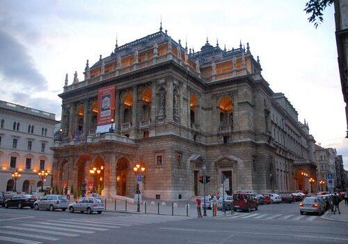 Visita la Ópera de Budapest 7
