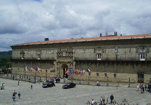 El Hospital de los Reyes Católicos de Santiago de Compostela 1