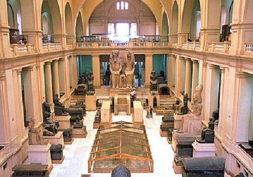 El Museo Egipcio de El Cairo 2