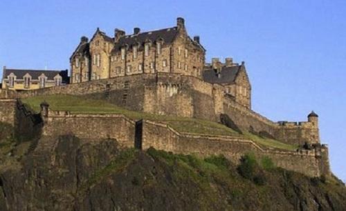 Enclave con encanto: el Castillo de Edimburgo 4