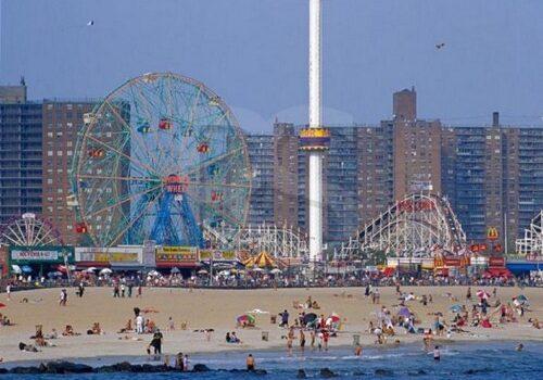 Coney Island, la feria histórica de Nueva York 6