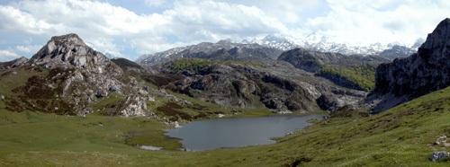 Covadonga, rincón insigne de Asturias 1