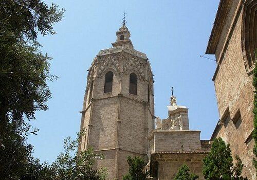 La Torre del Miguelete de Valencia 2