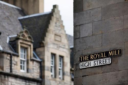 Royal Mile, en Edimburgo 3