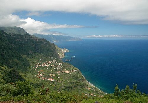 El Arco de San Jorge en Madeira 4