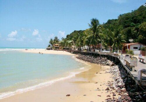 Tibau do Sul, paraíso de playas cerca de Natal 3