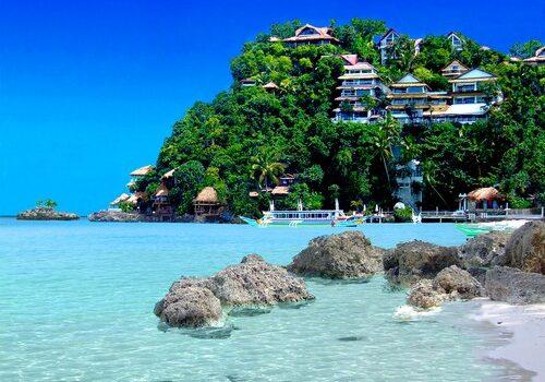 Boracay, la isla del placer en Filipinas 1