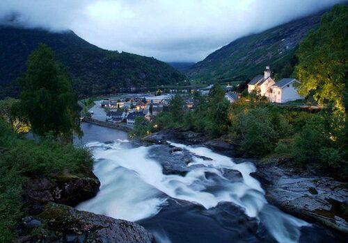 Hellesylt, en el corazón de los fiordos noruegos 2