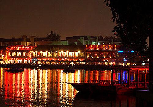 Vida nocturna en Pekín 2