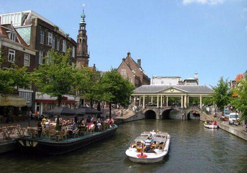 Leiden, la ciudad natal de Rembrandt en Holanda 1