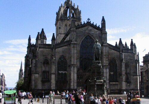 Catedral de Saint Giles, joya escocesa 1