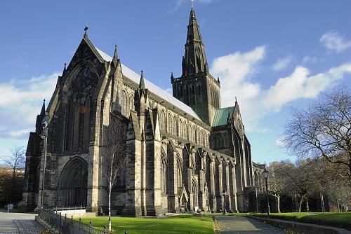 Los encantos de la Catedral de Glasgow 5