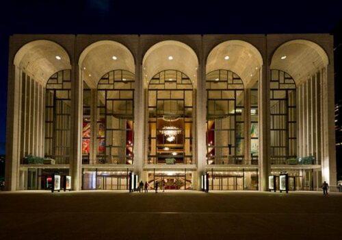 La Metropolitan Opera House de Nueva York 5