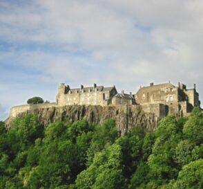 La belleza medieval de Stirling 2